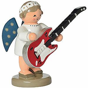 Weihnachtsengel Engelsorchester (KWO) Engel mit Gitarre - 5cm