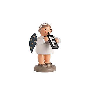 Weihnachtsengel Engelsorchester (KWO) Engel mit Melodica - 5 cm