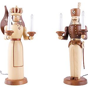 Weihnachtsengel Engel und Bergmann Engel und Bergmann - elektrisch 120 Volt (US-Norm) - 40 cm