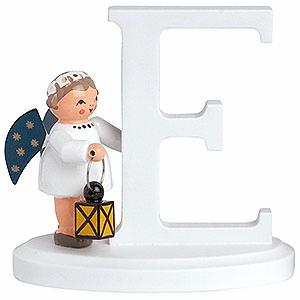 Weihnachtsengel Buchstaben-/Zahlen Engel Engelbuchstabe