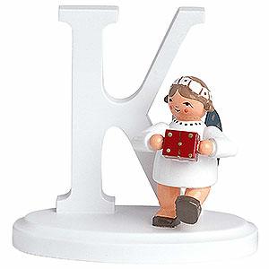 Weihnachtsengel Buchstaben-/Zahlen-Engel Engelbuchstabe