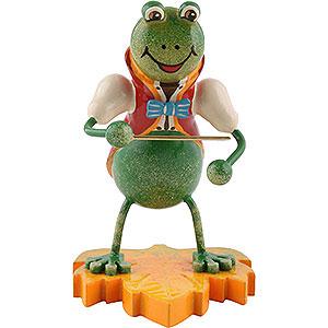 Kleine Figuren & Miniaturen Hubrig Käfer Frosch Kapellmeister - 8 cm