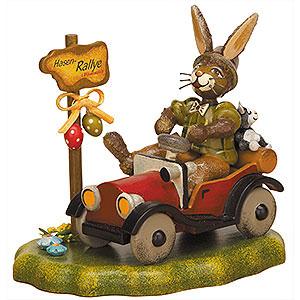 Kleine Figuren & Miniaturen Tiere Hasen H�schen-Rallye - 9cm