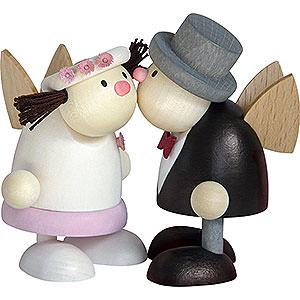Kleine Figuren & Miniaturen Hans & Lotte (Hobler) Hans als Bräutigam - 7 cm