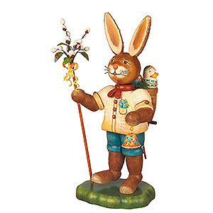 Kleine Figuren & Miniaturen Tiere Hasen Hasenhans - 28cm