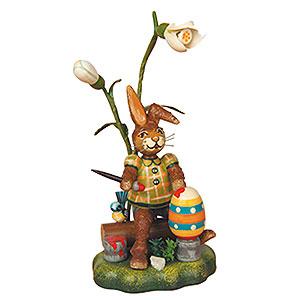 Kleine Figuren & Miniaturen Tiere Hasen Hasenmax der Farbenkünstler - 11cm