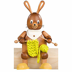 Kleine Figuren & Miniaturen Tiere Hasen Hasenmutter Jule - 20 cm