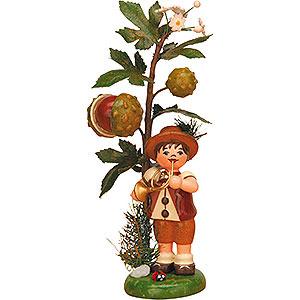 Kleine Figuren & Miniaturen Hubrig Herbstkinder Herbstkind - Kastanie - 13cm