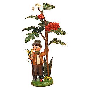 Kleine Figuren & Miniaturen Hubrig Herbstkinder Herbstkind - Vogelbeere - 13cm
