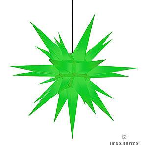 Adventssterne und Weihnachtssterne Herrnhuter Stern A13 Herrnhuter Stern A13 grün Kunststoff - 130cm