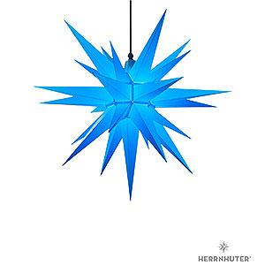 Adventssterne und Weihnachtssterne Herrnhuter Stern A7 Herrnhuter Stern A7 blau Kunststoff - 68cm