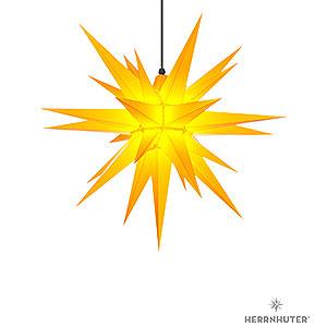 Bestseller Herrnhuter Stern A7 gelb Kunststoff - 68cm
