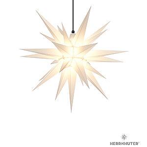 Adventssterne und Weihnachtssterne Herrnhuter Stern A7 Herrnhuter Stern A7 weiss Kunststoff - 68cm
