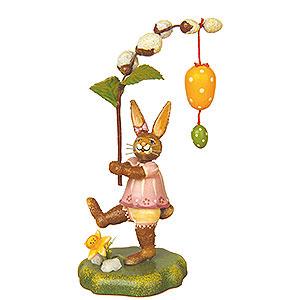 Kleine Figuren & Miniaturen Tiere Hasen Hoppelinchen's Maikätzchen - 12cm
