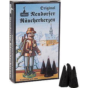 Räuchermänner Räucherkerzen Huss Original Neudörfer Räucherkerzen - Lavendel