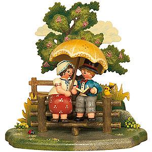 Kleine Figuren & Miniaturen Hubrig Vier Jahreszeiten Jahreszeit - Sommer - 13x12cm