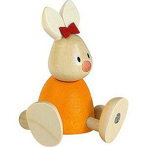 Kleine Figuren & Miniaturen Max & Emma (Hobler) Kaninchen Emma sitzend  - 9cm