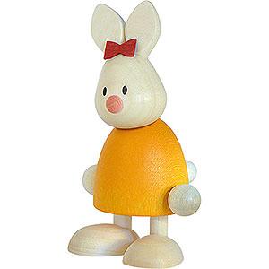 Kleine Figuren & Miniaturen Max & Emma (Hobler) Kaninchen Emma stehend - 9 cm
