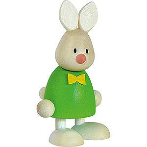 Kleine Figuren & Miniaturen Max & Emma (Hobler) Kaninchen Max stehend - 9cm