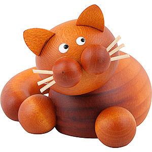 Kleine Figuren & Miniaturen Tiere Katzen Katze Charlie Schmusekatze - 5,5cm