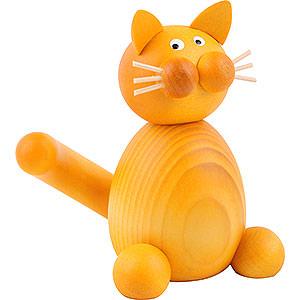 Kleine Figuren & Miniaturen Tiere Katzen Katze Emmi sitzend - 7cm