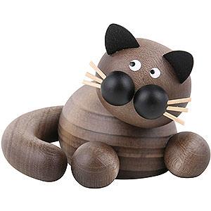 Kleine Figuren & Miniaturen Tiere Katzen Katze Karli Schmusekatze - 5,5 cm