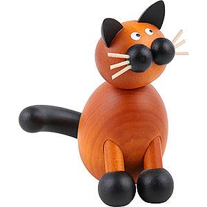 Kleine Figuren & Miniaturen Tiere Katzen Katze Onkel Bommel - 8,5 cm
