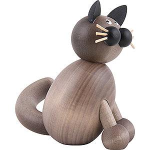 Kleine Figuren & Miniaturen Tiere Katzen Katze Onkel Karl - 8,5cm