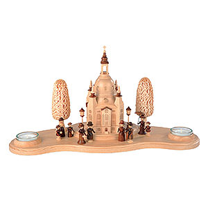 Lichterwelt Kerzenhalter Sonstige Kerzenhalter Frauenkirche - 16 cm