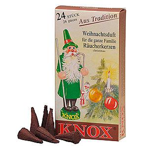 R�ucherm�nner R�ucherkerzen & Zubeh�r Knox R�ucherkerzen - Weihnachtsduft