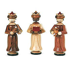 Kleine Figuren & Miniaturen Krippenfiguren (Müller) Krippenfiguren - Heilige 3 Könige - 13 cm