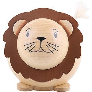 Kleine Figuren & Miniaturen Tiere Löwen Kugelfigur Löwe - 6cm