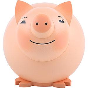 Kleine Figuren & Miniaturen Tiere Schweine Kugelfigur Schwein - 9cm