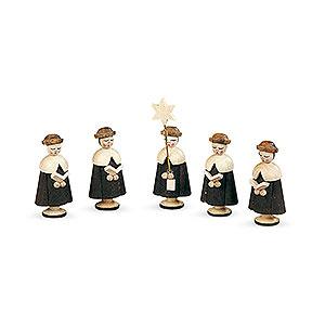 Kleine Figuren & Miniaturen Kurrenden Kurrende 5 Figuren - 4,5 cm