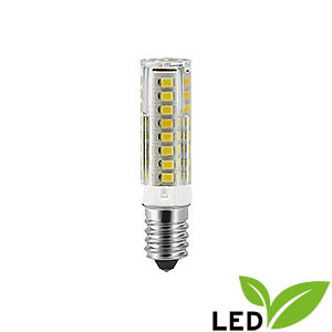Schwibbögen Schwibbogen Zubehör LED-Radioröhrenlampe - Sockel E14 - 230V/7W