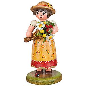Kleine Figuren & Miniaturen Hubrig Vier Jahreszeiten Landidyll Lisa Marie - 10 cm