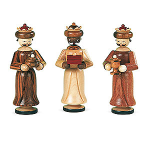 Small Figures & Ornaments Nativity Scenes Manger-figurines - The Three Wisemen - 13 cm / 5 inch