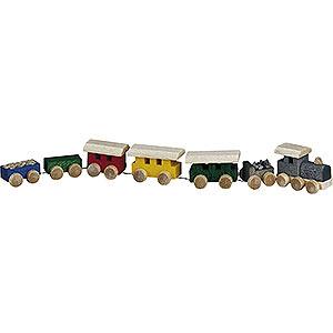 Weihnachtsengel Günter Reichel Dekoration Miniatureisenbahn - 0,5cm
