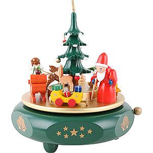 Music Boxes Christmas Music Box Christmas Dreams - 17 cm / 7 inch