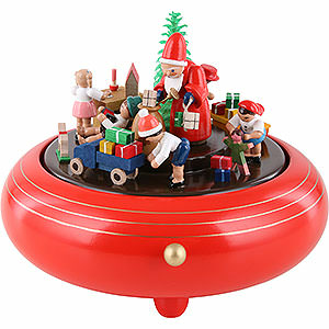 Music Boxes Christmas Music Box The Giving - 6 inch - 14 cm
