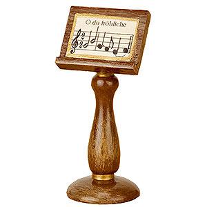 Weihnachtsengel Orchester (Hubrig) Notenständer - 4cm