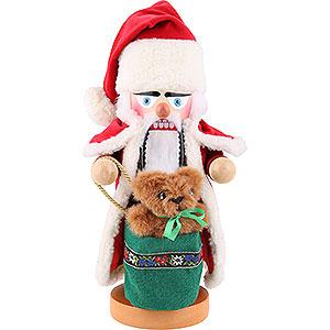 Nussknacker Weihnachtsmänner Nussknacker Alpen Weihnachtsmann - 30cm