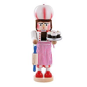 Nussknacker Berufe Nussknacker Cupcake-Bäcker - 40 cm
