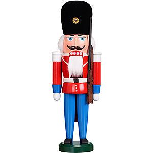 Nussknacker Soldaten Nussknacker D�ne rot - 39 cm