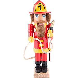 Nussknacker Berufe Nussknacker Feuerwehrmann - 34 cm