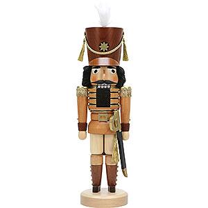Nussknacker Soldaten Nussknacker Gardesoldat natur - 41 cm