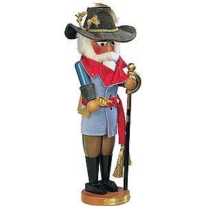 Nussknacker Bekannte Personen Nussknacker General Lee - 40 cm