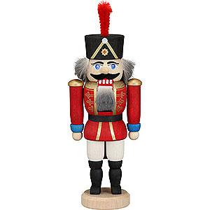 Nussknacker Soldaten Nussknacker Husar rot - 12cm