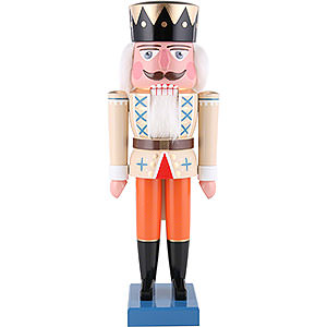 Nussknacker Könige Nussknacker König beige - 35cm