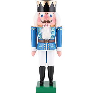 Nussknacker Könige Nussknacker König blau - 36cm